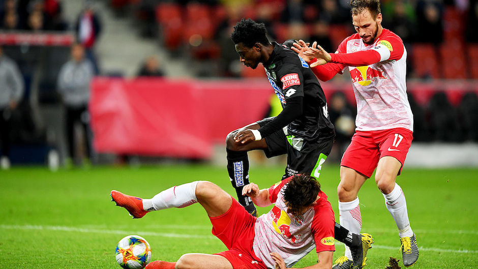 EXCLUSIVE: Austria-based Ghanaian defender Gideon Mensah to decide future in the summer