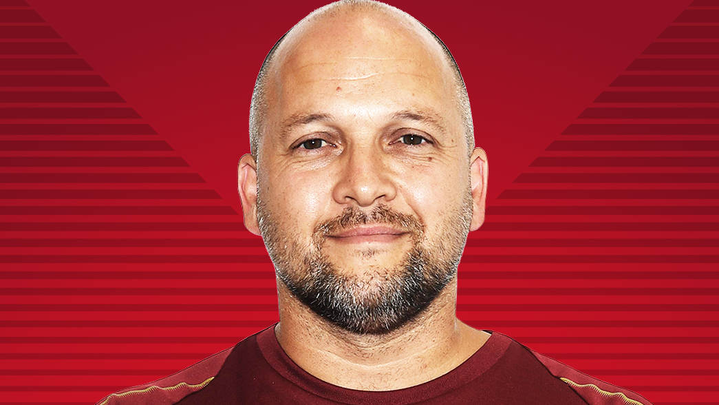 2019 Africa Cup of Nations: Arsenal U14 coach Simon Copley part of Ghana backroom staff