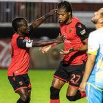 Phoenix Rising FC captain Solomon Asante named in USL Team of the Week