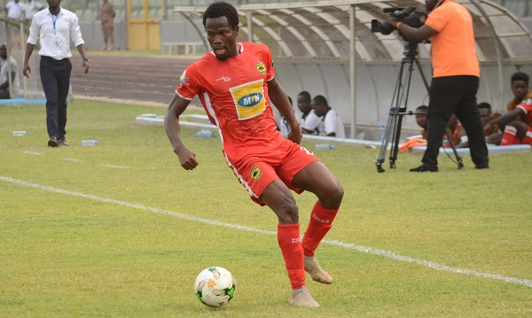 Allow Kwesi Appiah to decide on Fatawu Safiu- Kotoko coach C.K Akonnor pleads