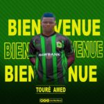 Former Kotoko forward Ahmed Toure joins Congolese giants AS Vita