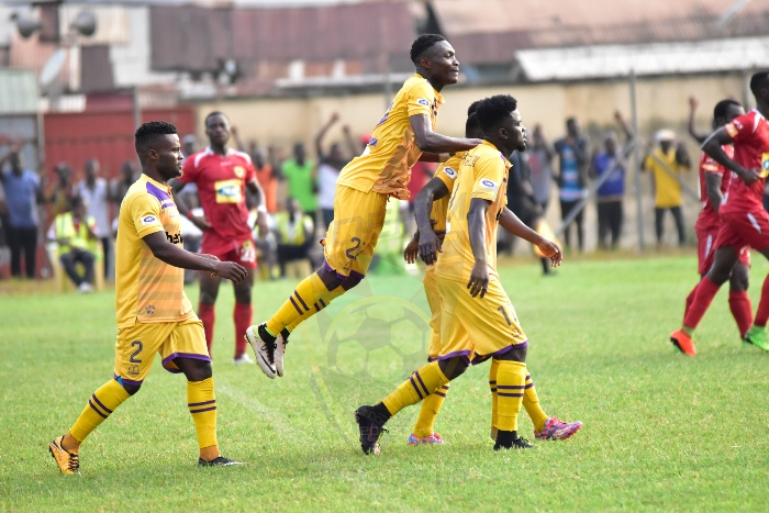 Special Competition: Medeama 1-0 AshGold - Mauves stretch lead with vital win over miners