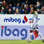 VIDEO: Samuel Tetteh heads in opener as LASK Linz thump WAC in Austrian playoffs