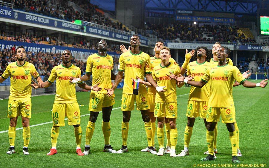 Majeed Waris shines on return to FC Nantes starting line up in draw against Montpellier