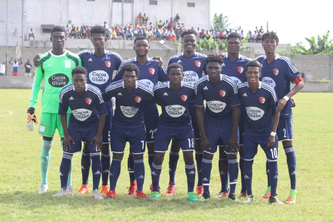 Special Competition: WAFA SC 0-1 Elmina Sharks- Academy Boys suffer shock home defeat
