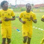 Songné Yacouba returns to training to hand Kotoko boost ahead of Bechem clash