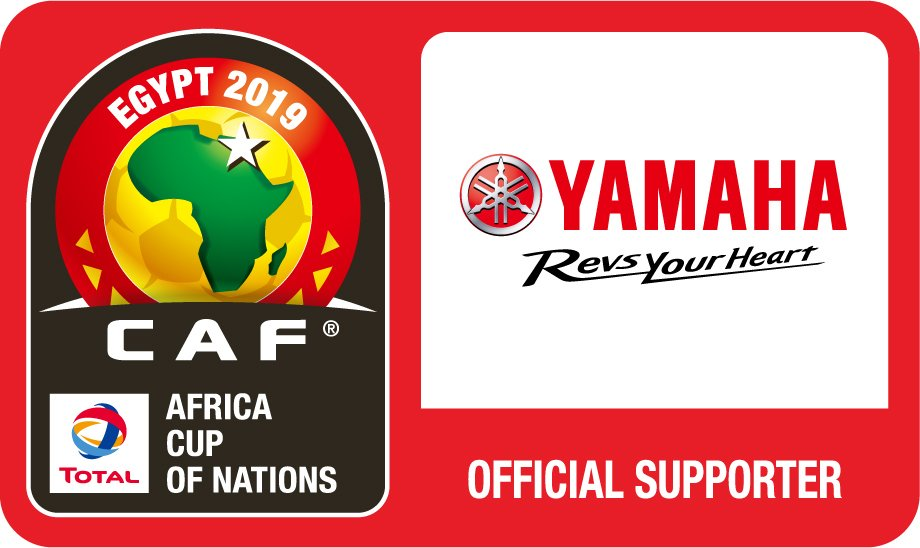 CAF grabs another mouth-watering sponsorship for AFCON, Yamaha joins in