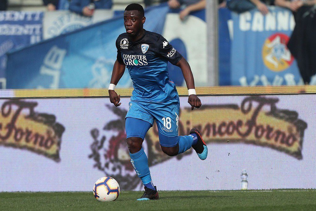 Video: Ghana star Afriyie Acquah scores for Empoli against his former club Torino