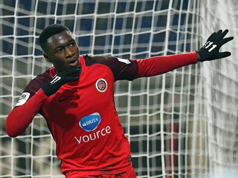 Ghanaian duo Diawusie, Kyere on target as SV Wehen defeat Uerdingen