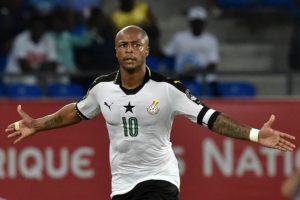 2019 Africa Cup of Nations: Andre Ayew named substantive Ghana captain