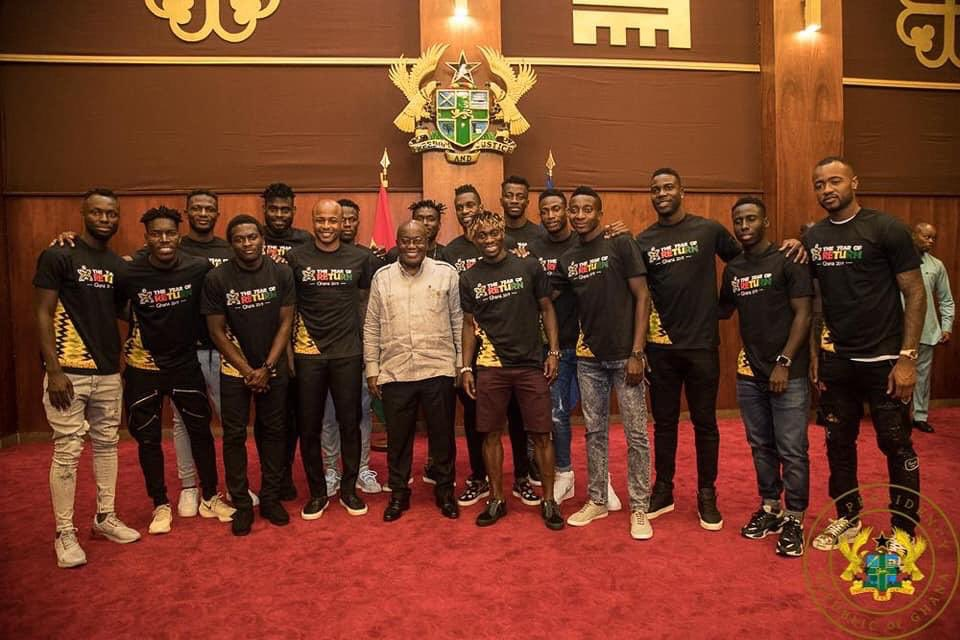 Black Stars to depart for UAE camping today