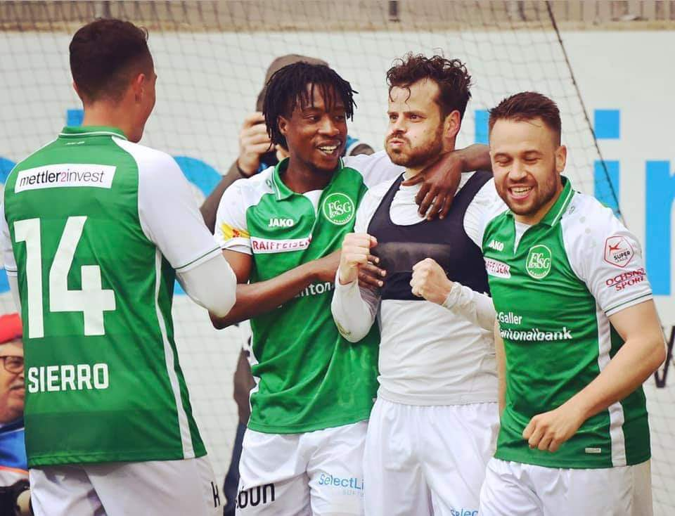 Saint Gallen superstar Majeed Ashimeru dedicates stunning goal against Young Boys to fasting Muslims