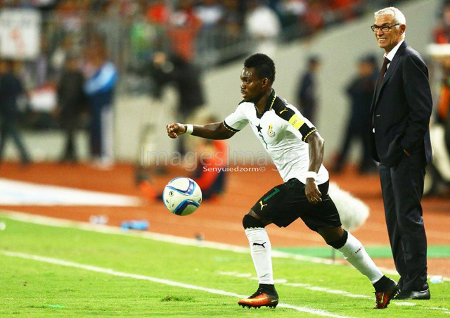 Africa Cup of Nations: Losing 2015 final was my worst feeling ever - Christian Atsu