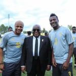 2019 Africa Cup of Nations: Asamoah Gyan pledges allegiance to Andre Ayew, congratulates new Ghana captain