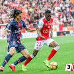 Baba Rahman caps off Black Stars return with goal & assist as Stade Reims sink PSG