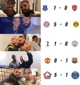 What is the Drake Curse and why do teams avoid it?