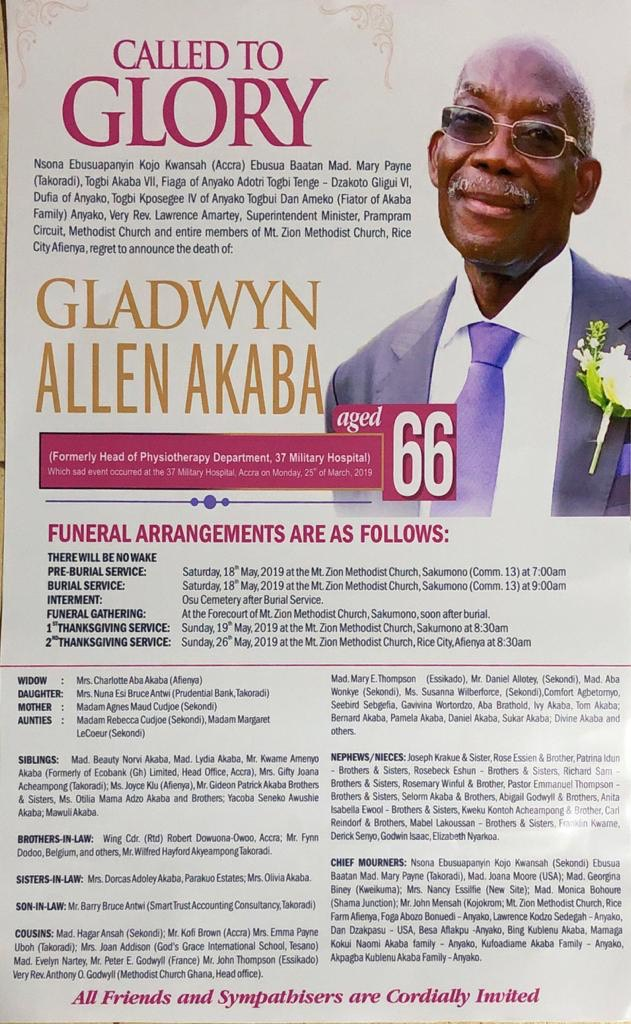 Medeama pays tribute to late team doctor Allen Akaba who goes home this weekend