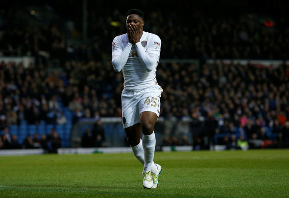 Turkish side Trabzonspor activate clause to purchase frontman Caleb Ekuban from Leeds United