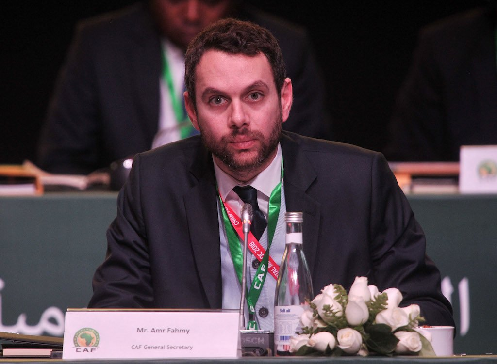 Amr Fahmy's actions justify decision to sack him - CAF President Ahmad