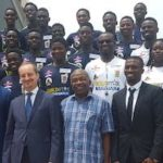Ghana's Italian ambassador Giovanni Favilli speaks on pitfalls of aspiring footballers