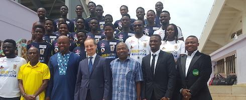 Ghana's Italian ambassador Giovanni Favilli speaks on pitfalls of aspiring footballers