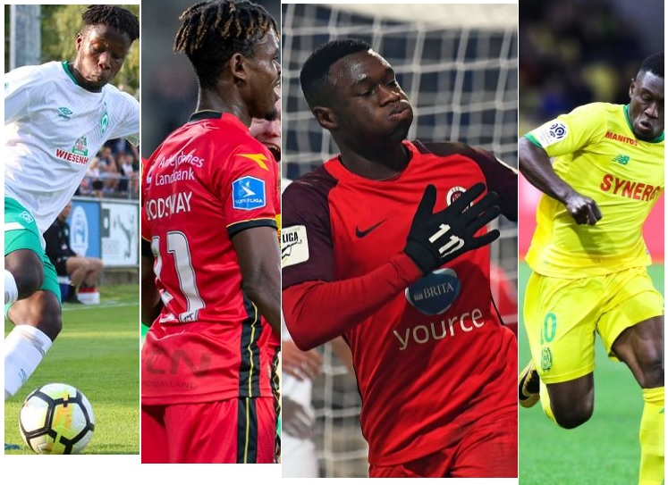 Best Ghana Players Internationally