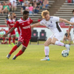 VIDEO: Watch Charles Boateng's FOUR goals for Richmond Kickers in their US Open Cup win