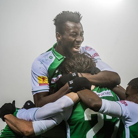 2019 Africa Cup of Nations: Musah celebrates debut Ghana call-up with maiden St Gallen goal - VIDEO