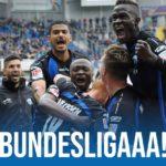 Ghanaian duo Tekpetey, Antwi-Adjei steer Paderborn to German Bundesliga
