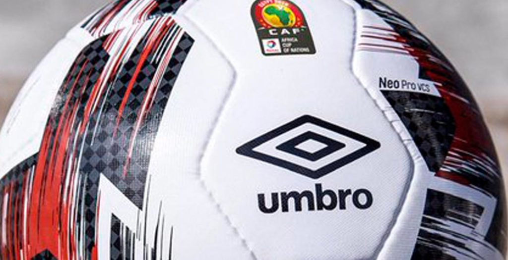 2019 Africa Cup of Nations: CAF lands another sponsorship deal, Umbro becomes ball supplier