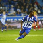 Mubarak Wakaso happy with goal against Girona