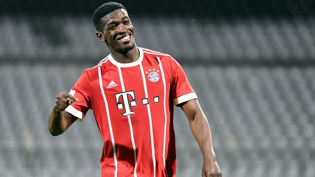 Bayern Munich U-23 striker Kwasi Wreidt delighted to win Regionalliga golden boot