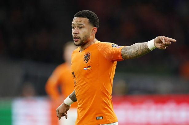 Netherlands international Memphis Depay to visit Ghana again