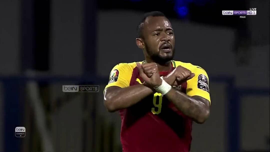 2019 Africa Cup of Nations: Jordan Ayew praises ten-man Black Stars for fighting against Benin