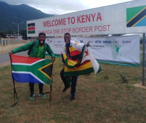2019 Africa Cup of Nations: Road trip to Cairo goes wrong as Two fans have been denied visas to continue journey