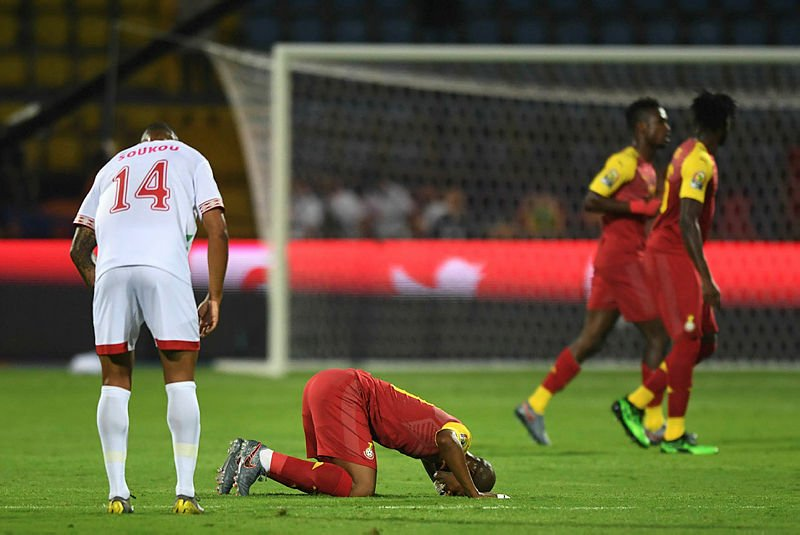 2019 Africa Cup of Nations: Five things learned as Ghana draw 2-2 with Benin