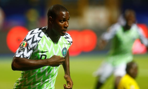 2019 Africa Cup of Nations: Ighalo helps Nigeria beat debutants Burundi