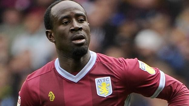 Aston Vila: Albert Adomah and Glenn Whelan among eight players released