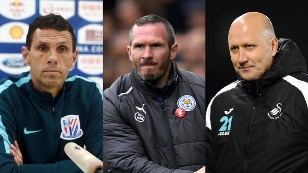 Gus Poyet, Michael Appleton, Cameron Toshack in frame for Swansea job