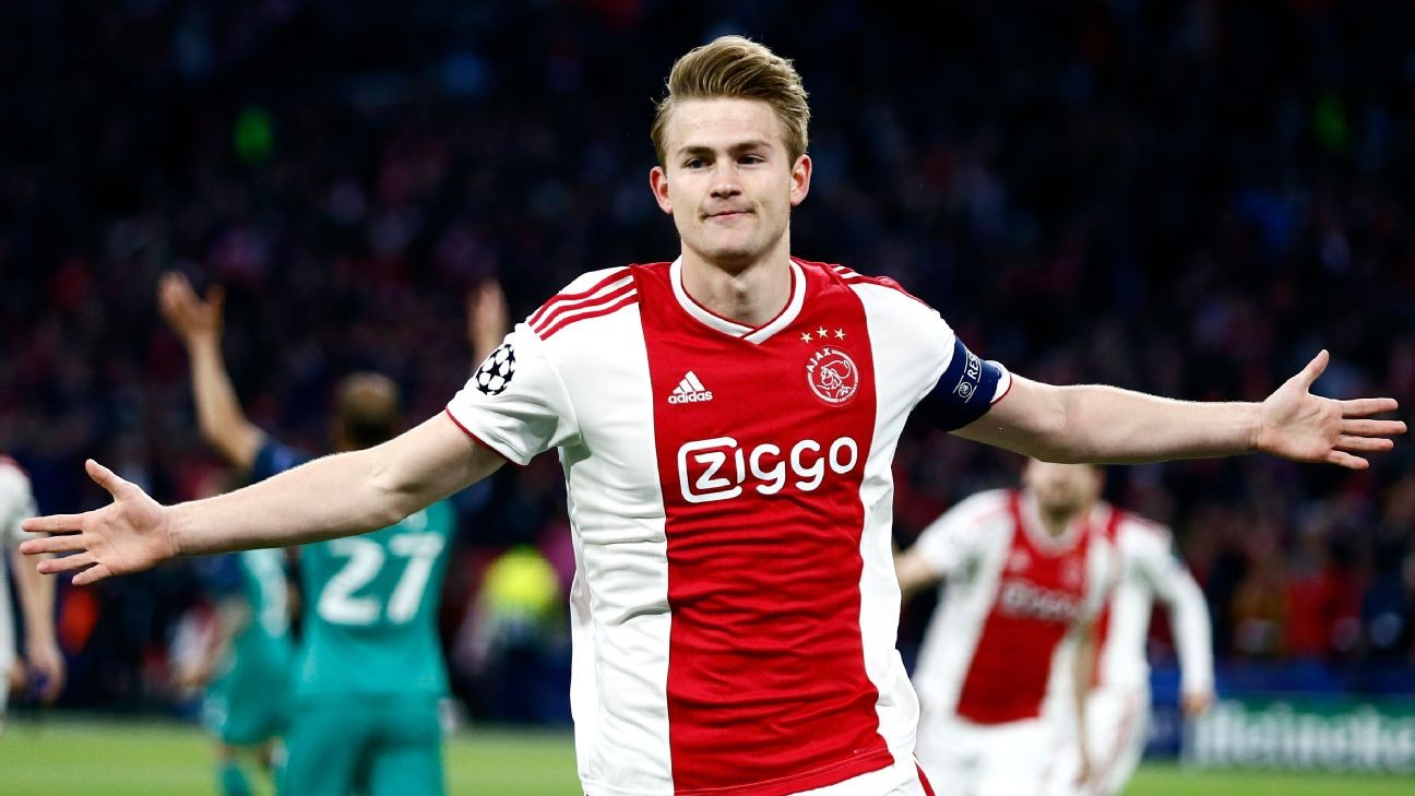 Source: Bayern out of running to sign De Ligt