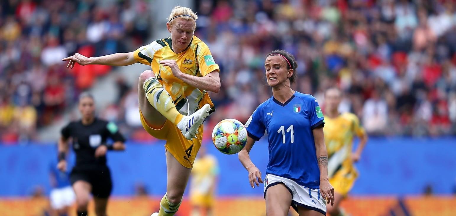 Group C: Australia 1-2 Italy