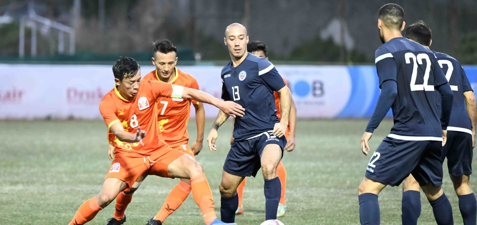 Preview - 2nd Leg: Guam (0) v (1) Bhutan