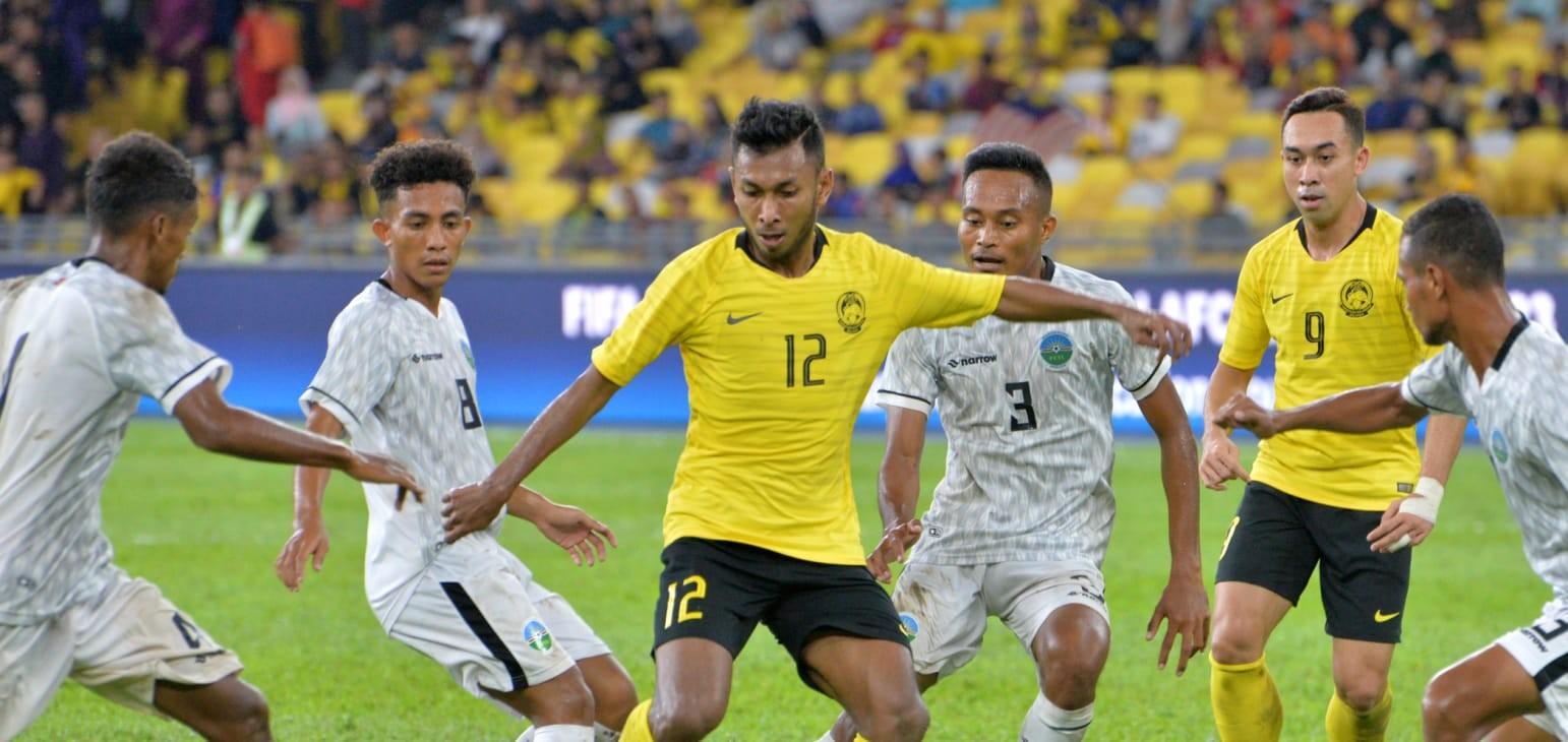 Preview - 2nd Leg: Timor-Leste (1) - (7) Malaysia