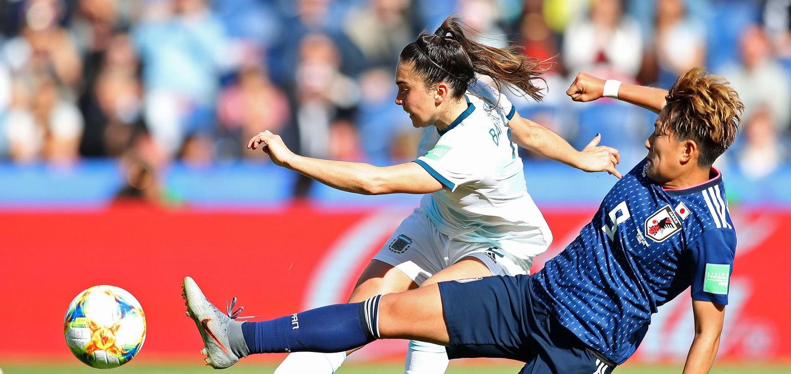 Group D: Argentina 0-0 Japan