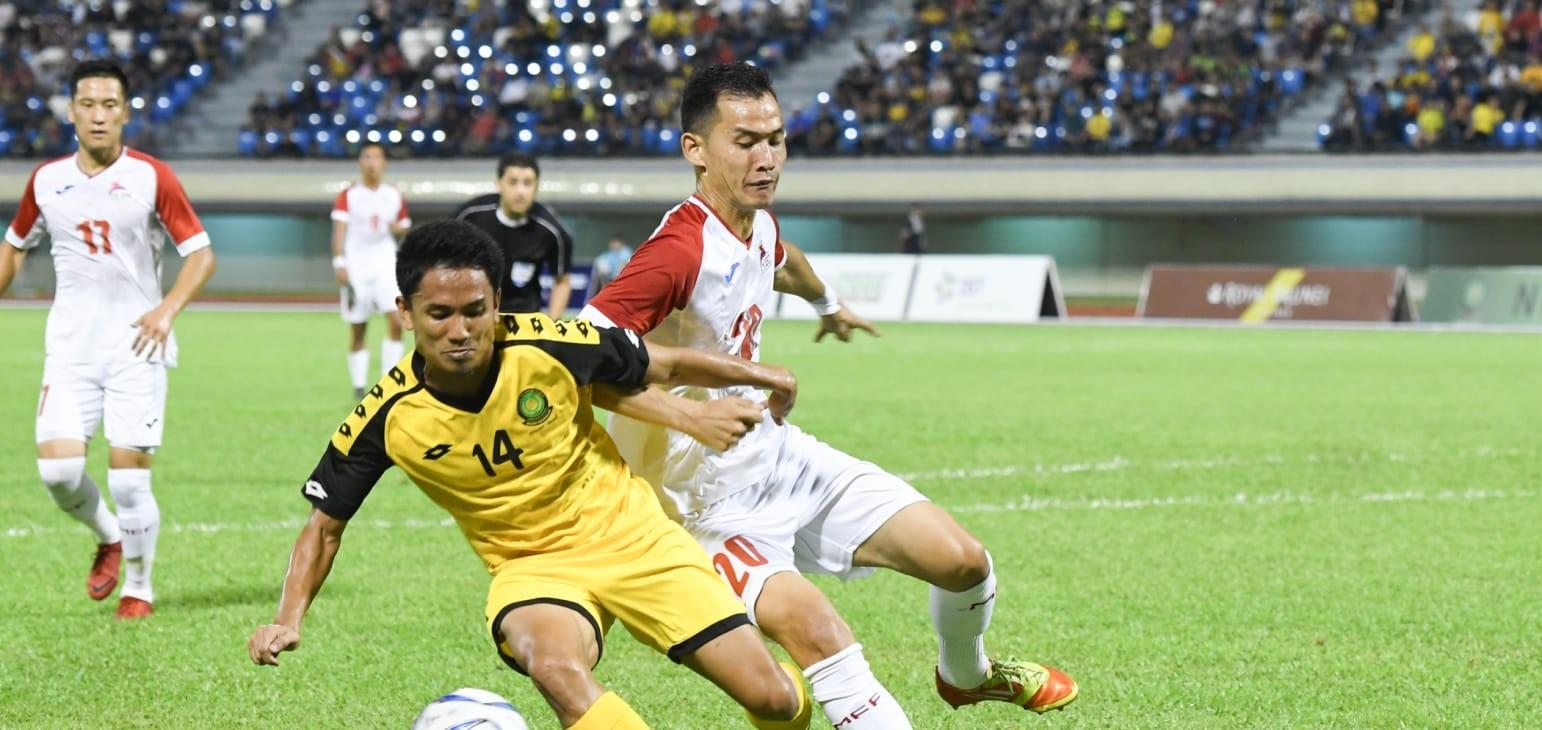 2nd Leg: Brunei Darussalam 2-1 Mongolia