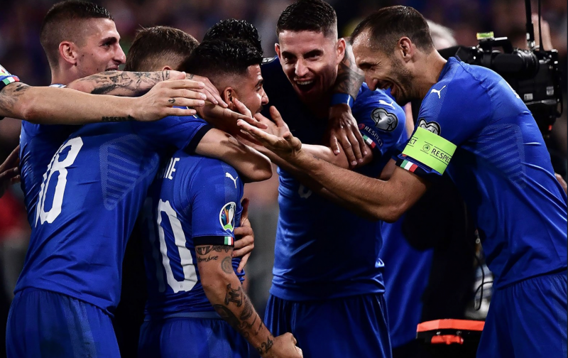 Insigne wonder goal sets Italy on way to win over Bosnia