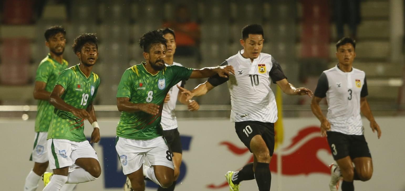 2nd Leg: Bangladesh 0-0 Laos