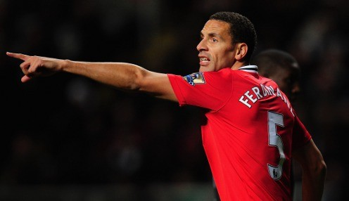 Ferdinand open to United return