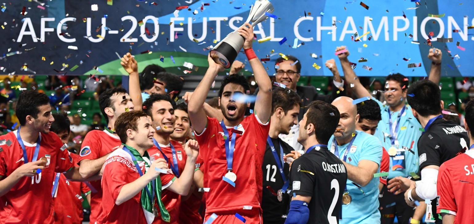Future stars set to shine at IR Iran 2019
