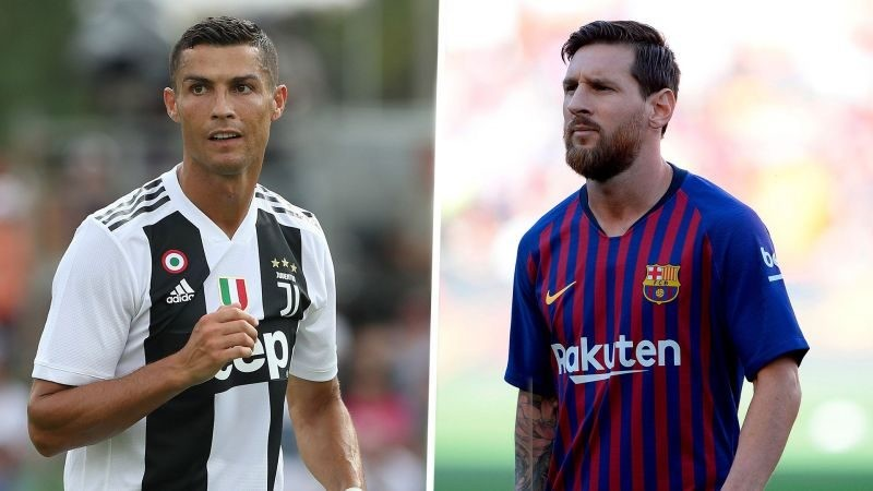Ronaldo second to Messi in Forbes rich list